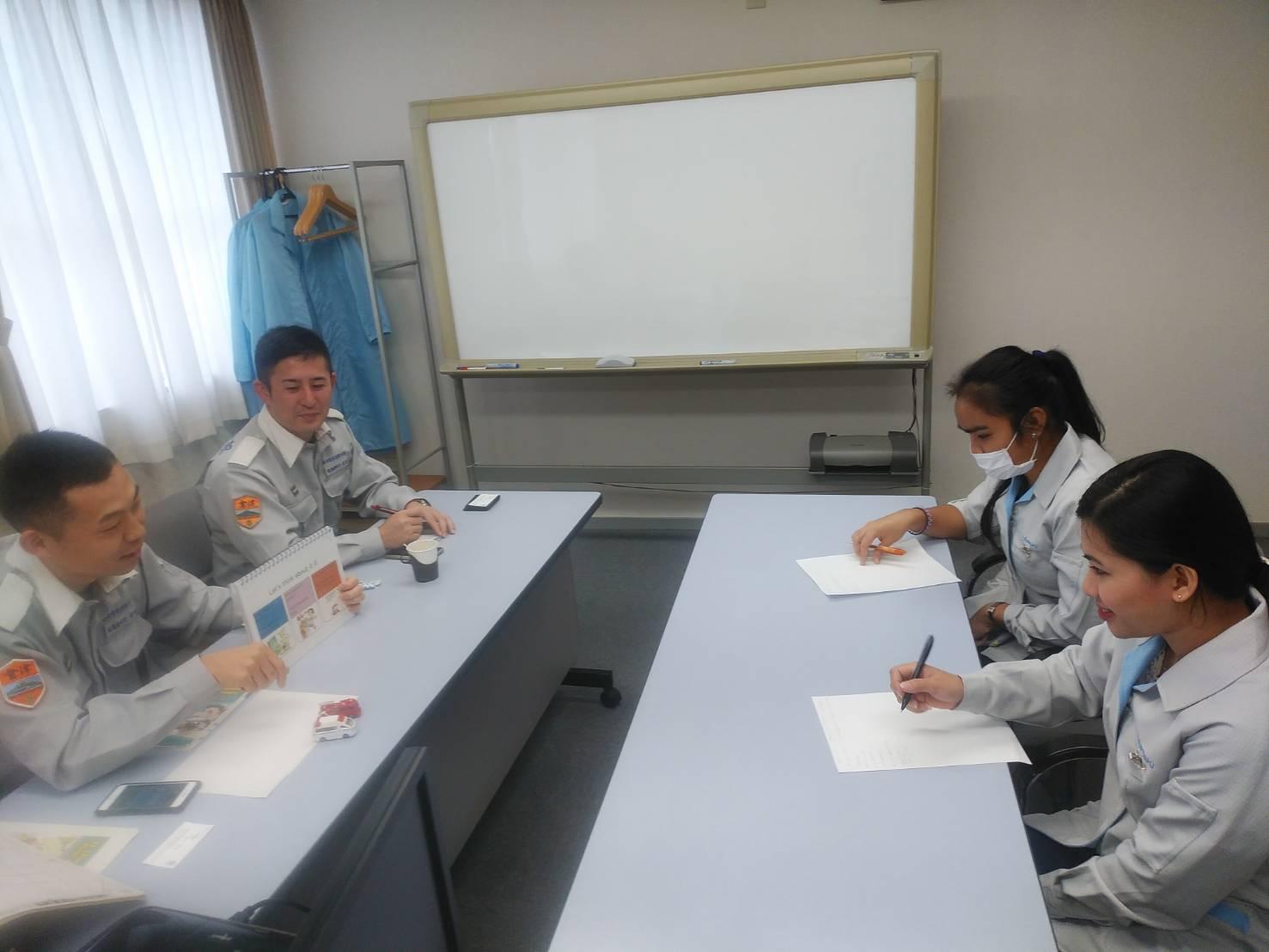 YPC実習生教育